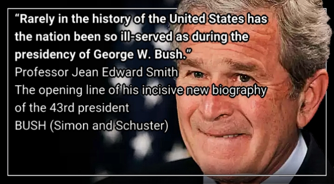 How Religion Drove George W. Bush's Decisions