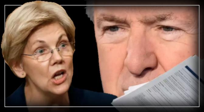 Elizabeth Warren DESTROYS Wells Fargo CEO