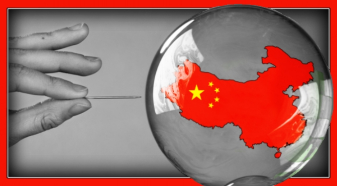 The $2 trillion black hole in China's economy.