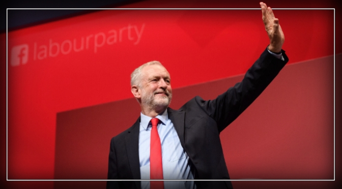 Corbyn mark II looks like a leader – he must set out a clear, coherent vision. – The Guardian