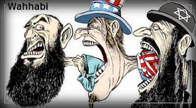 Wahhabi, adangerous deformation of Sunni Islam.- Robert Fisk.