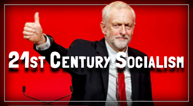 Corbyn urges Labour MPs to end 'trench warfare' and back socialist vision.