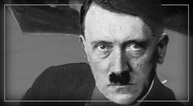 High Hitler: The Fuhrer was an absolute junkie with ruined veins by the time he retreated to the last of his bunkers.