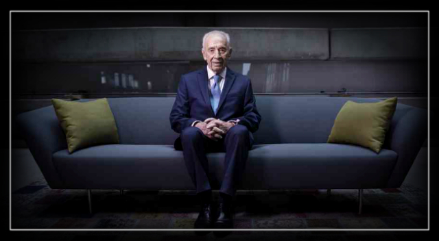"Shimon Peres' ""Hallucinations of Peace"""