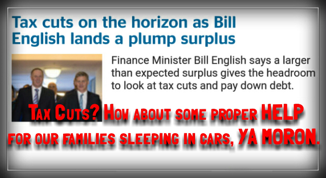 ​$1.8 Billion Surplus But At Whose Expense? – Bryan Bruce