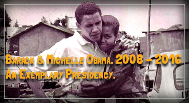 Grateful For President Obama.