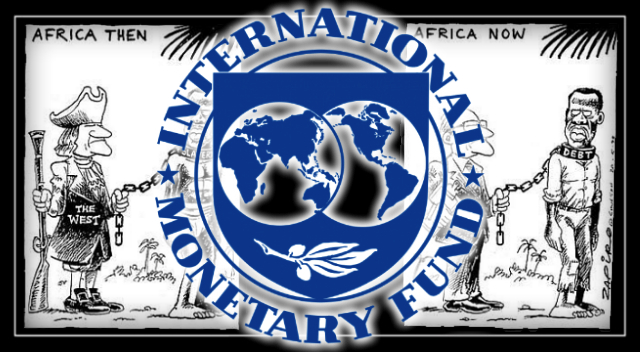 IMF Bailout: A Strangulation of Zambia's Future.