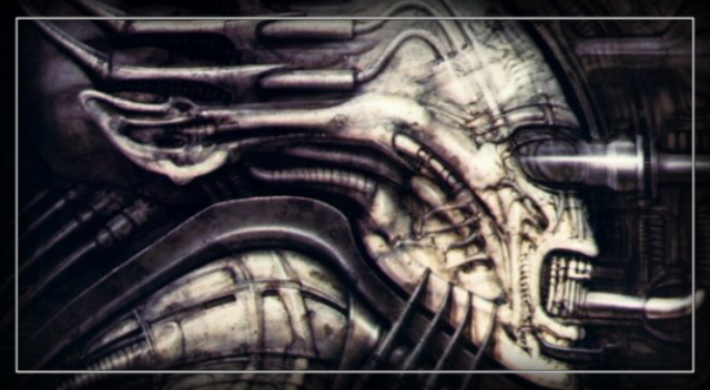 The Most Unforgettable Creations of H. R. Giger, literally the stuff of nightmares.