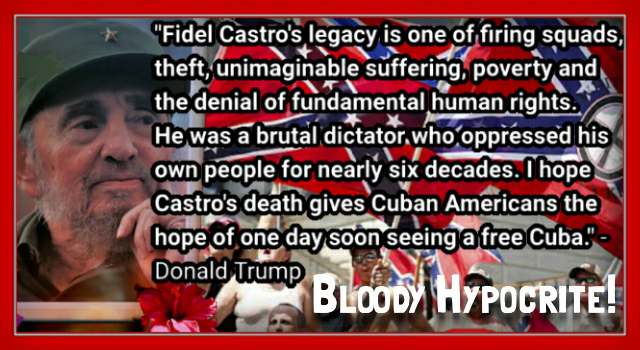 Fidel Castro was a 'champion of social justice' despite obvious flaws.