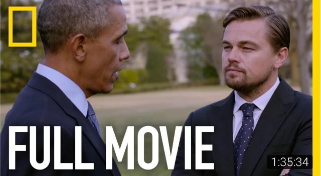 """""""Before the Flood – National Geographic &Leonardo DiCaprio"""""""
