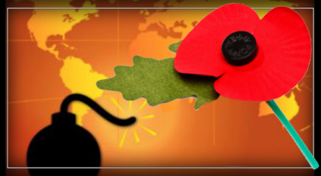 The Poppy should be a declaration of hope that wars should never happen again. It has been a sad failure.