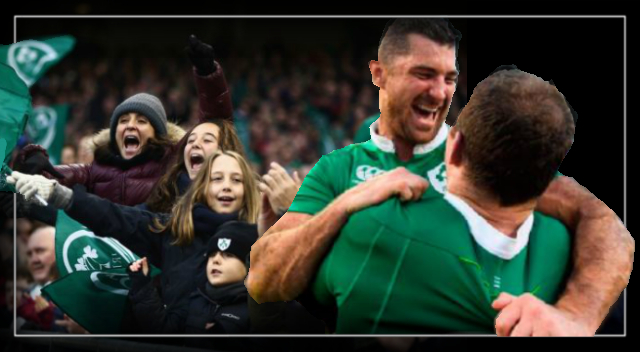 At last, that black stain in Irish rugby has been removed, with a first ever victory over the All Blacks in 29 attempts. –  Irish Times.