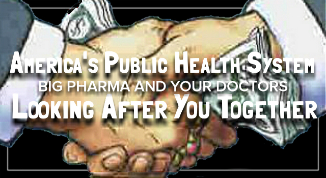 It's not just the Pharmaceuticals screwing you Americans! Your doctors are in on the scam too. – Robert Reich.