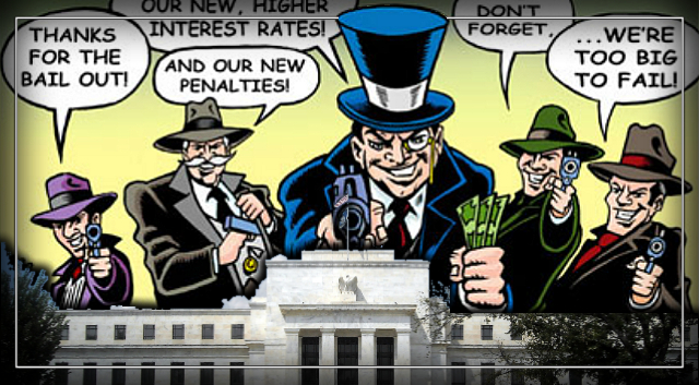 Banking with our own Bank. We don't even need Commercial Banks – Nicholas Gruen.