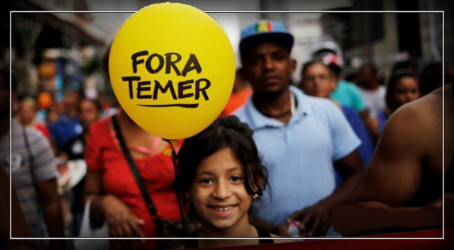 Brazil: An Attack on the Poor – Mark Weisbrot.