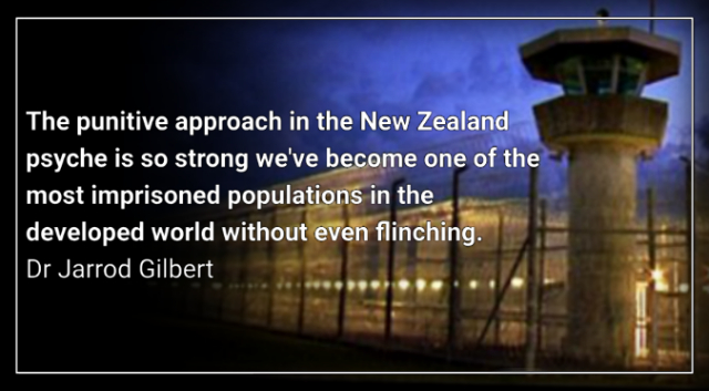 Dr Jarrod Gilbert: Bill English faces tough job shifting the 'lock 'em up' penal policy