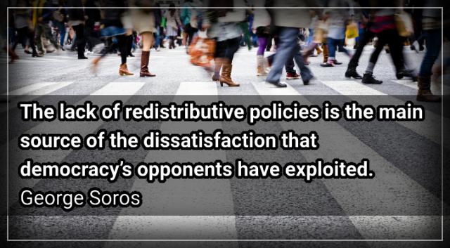 Open Society Needs Defending – George Soros.