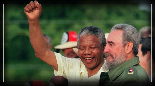 Fidel Castro, a South African Hero – byMac Maharaj.