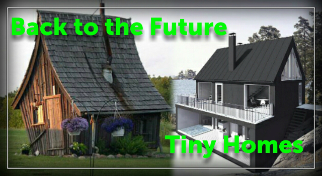 Smart and Sustainable Living in the 21st Century. Big Advantages in Tiny Homes – Diana Clement.