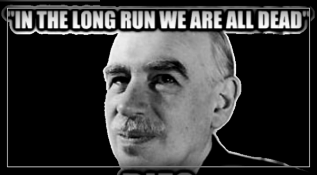 Keynesian economics: is it time for the theory to rise from the dead? – Larry Eliot.