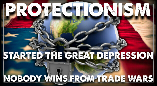 The Protectionist Who Nearly Wrecked America – Gil Troy.