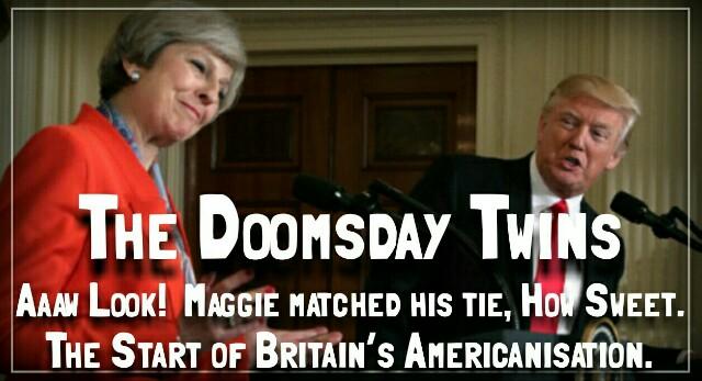Never mind the optics, Theresa May's US dash was mortifying – Jonathan Freedland.