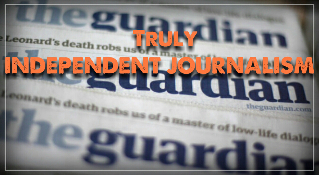Independent Journalism. The Scott Trust: why the Guardian is unique – Liz Forgan.