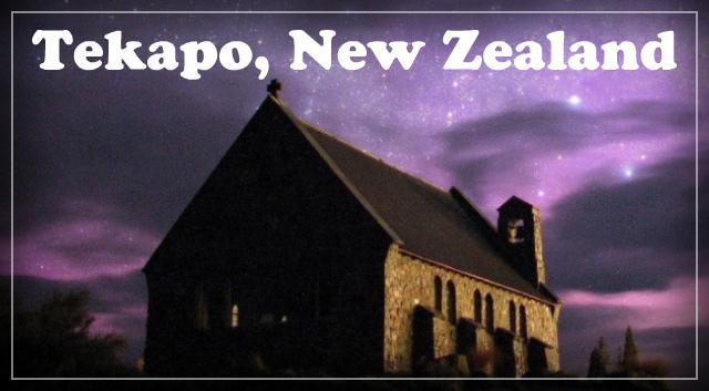 New Zealand's greatest gifts: Aoraki Mackenzie International Dark Sky Reserve –Siobhan Downes.