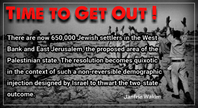 New Zealand must show Israel cost of staying its course – Janfrie Wakim.