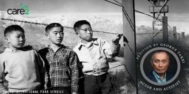 Sign George Takei's Petition: Stand Up for Muslims in the U.S.