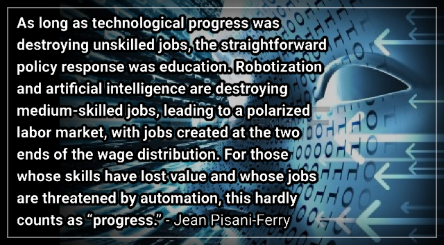 Progress Abandoned – Jean Pisani-Ferry.