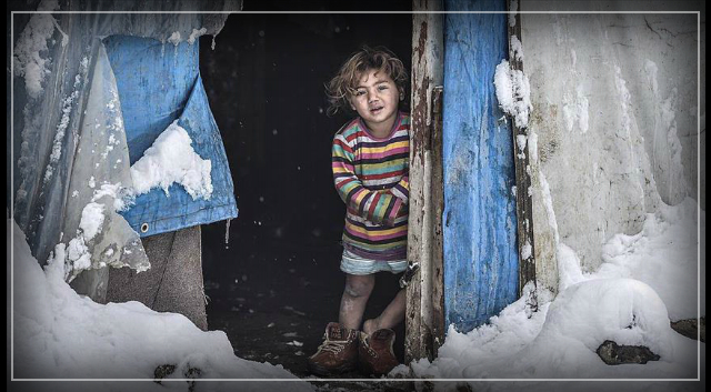 Cold weather reignites fears for refugees poorly sheltered in Greece – Helena Smith.