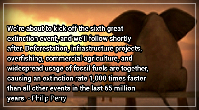 The Example of Easter Island Shows Why Humanity Will Be Extinct Within 100 Years – Philip Perry.