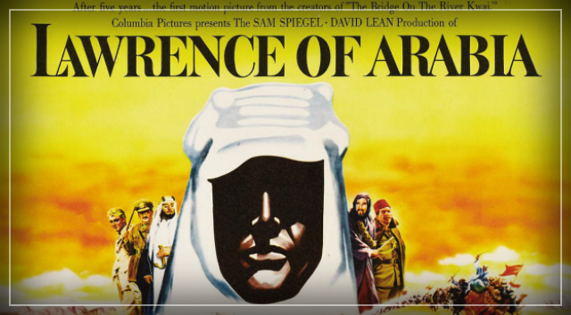 T.E. Lawrence and the Desert Bromance That Sold America on a War – Clive Irving.