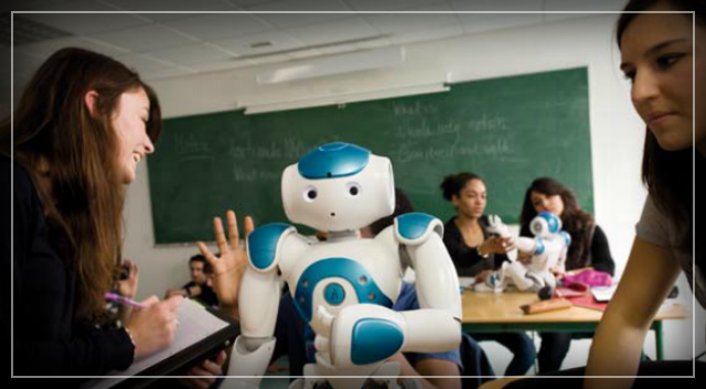 In the age of robots, our schools are teaching children to be redundant – George Monbiot.