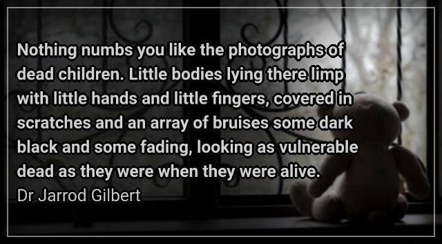 Abuse breeds child abusers –Jarrod Gilbert.
