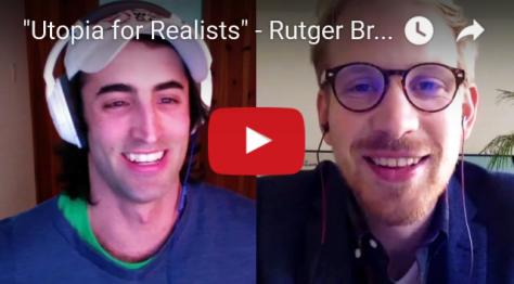 rutger bregman utopia for realists pdf