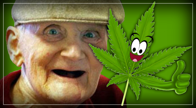 Daily dose of cannabis extract could reverse brain's decline in old age, study suggests – Ian Sample.