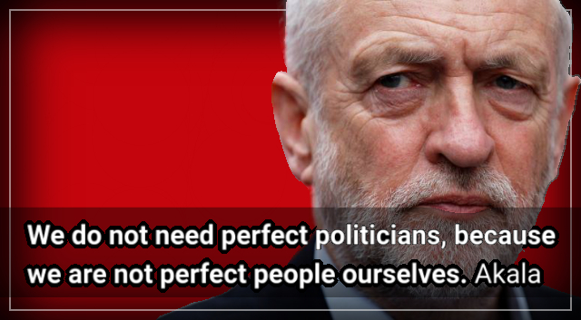 By choice, I've never voted before. But Jeremy Corbyn has changed my mind – Akala