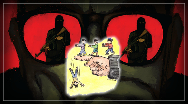 Why do some young people become jihadis? Psychiatry offers answers – Kamran Ahmed.