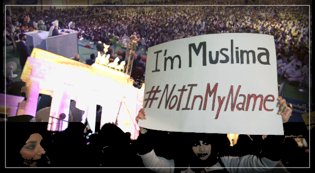 Over 30,000 Muslims in the UK Marched Against ISIS, Of Course You Didn't Hear About It – Sarah A. Harvard.