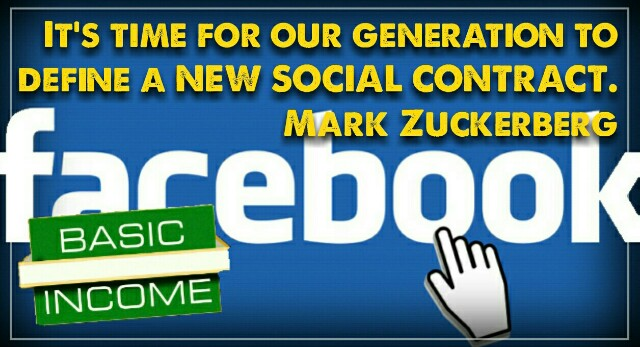Guess Who Just Endorsed Universal Basic Income. Mark Zuckerberg – Scott Santens.