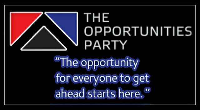 The Opportunities Party Campaign Launch – Gareth Morgan.