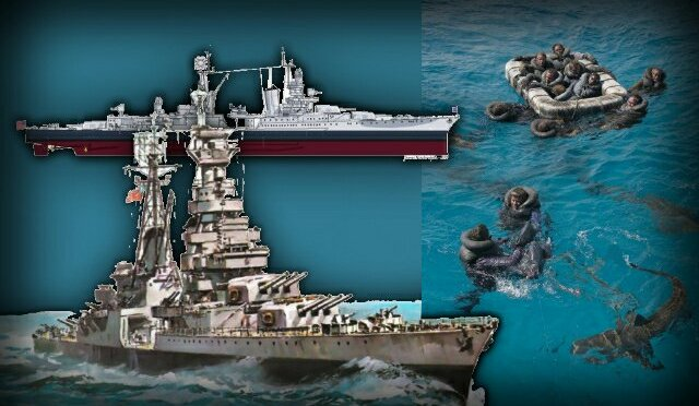 USS Indianapolis, sunk at the end of WW2, has finally been found – AAP.