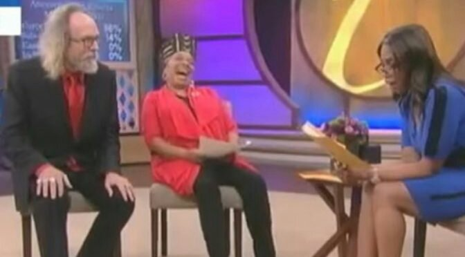 Black Woman Can't Stop Laughing When White Supremacist Finds Out He's Part African – Daily Native News.