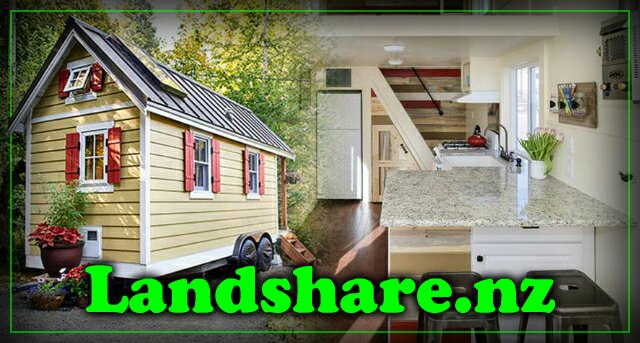 Finding land for a tiny house just became a whole lot easier –Ophelia Buckleton.