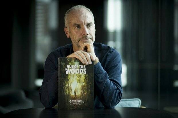 Out Of The Woods. Sir Arthur Williams. A hidden life of Depression and Abuse – Cherie Howie.