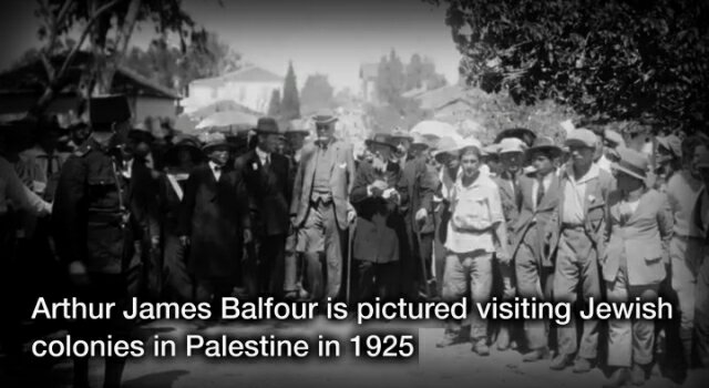 Palestine Will Be Free! 100 years on: The Balfour Declaration explained.
