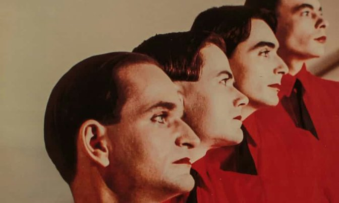 The summer afternoon I shared a dining table with Kraftwerk – John Rutledge.