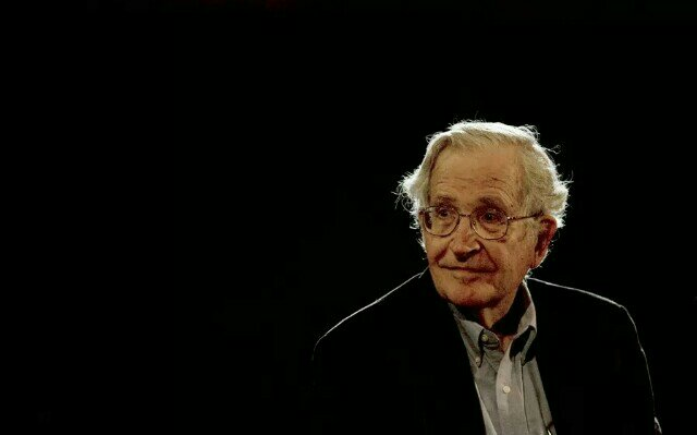 Noam Chomsky Diagnoses the Trump Era – Noam ChomskyandDavid Barsamian.